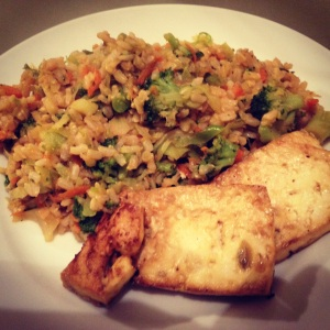 "Veggie ""Fried"" Rice"
